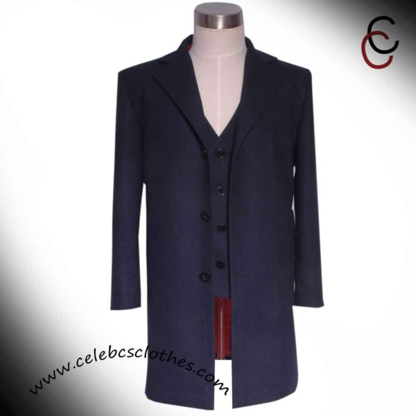 12th doctor purple coat