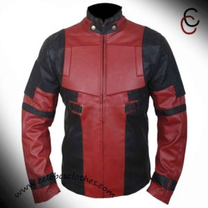 Ryan Renolds deadpool bomber jacket