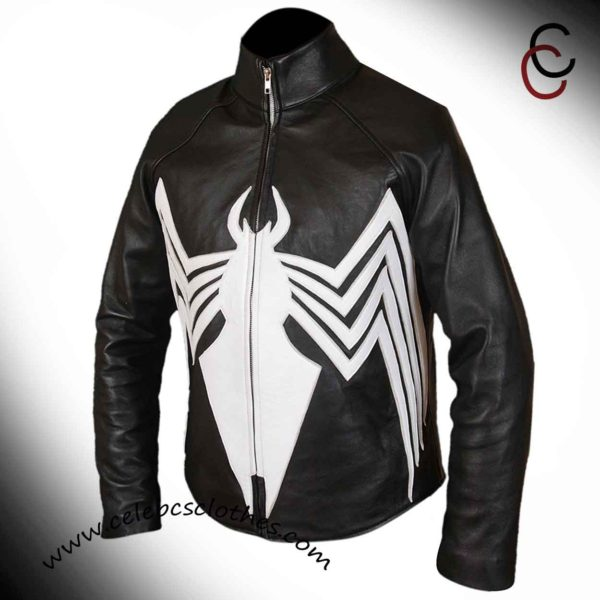 Tom hardy Spiderman venom jacket