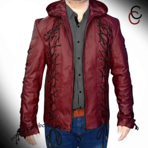 arsenal red arrow jacket