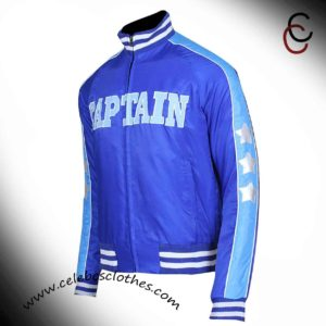 captain Bomerang bomber jacket