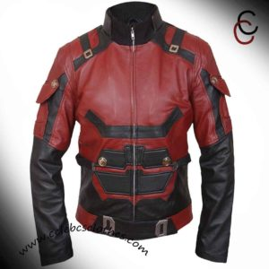 daredevil motorcycle jacket