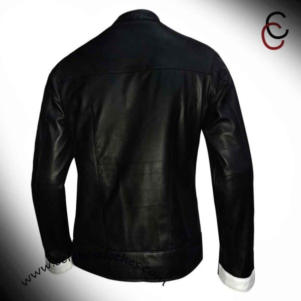 ghost rider motorcycle jacket