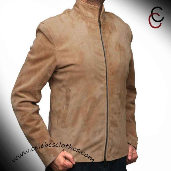 james bond spectre suede jacket