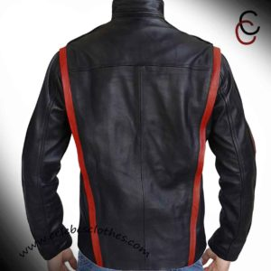 me3 n7 leather jacket