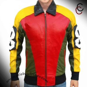 michael hoban 8 ball leather jacket