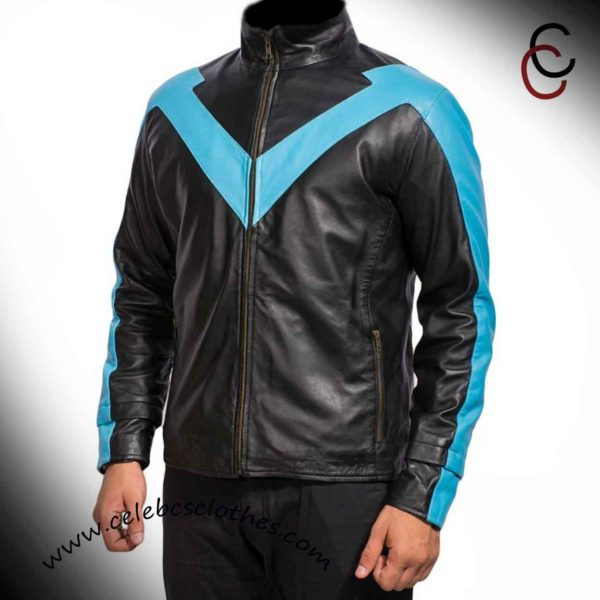 nightwing motorcycle jacket