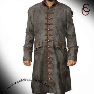 pirate captain jack sparrow coat