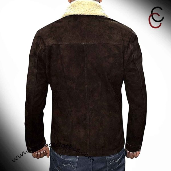 rick grimes leather jacket