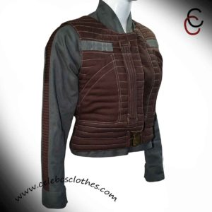 rogue one jyn erso jacket columbia