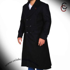 sherlock trench coat