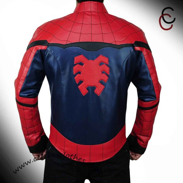 spiderman superhero jacket