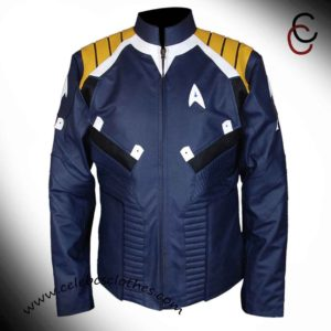 star trek kirk leather jacket