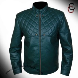 stephen amell green arrow jacket