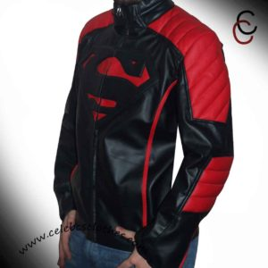 tom welling superman jacket