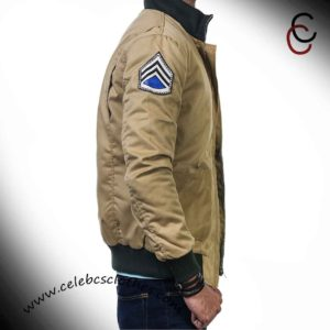 ww2 tank fury jacket