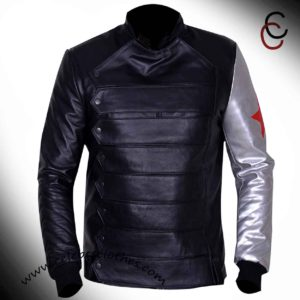 Bucky Barnes Winter Soldier Jacket