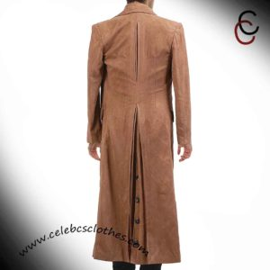 tenth doctor trench coat
