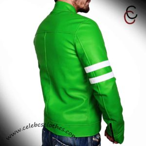 ben 10 alien force jacket
