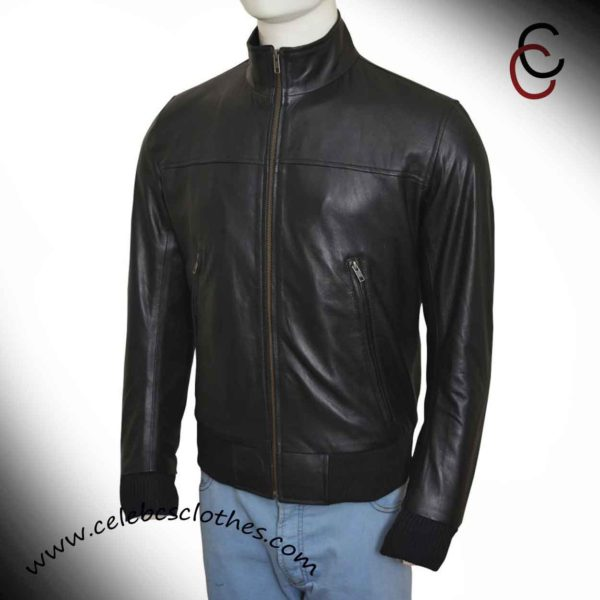 damon salvatore bomber jacket