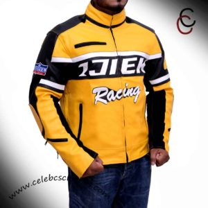 dead rising 2 chuck greene leather jacket