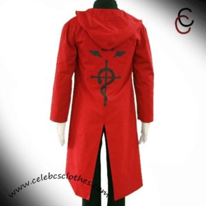 edward elric cosplay jacket