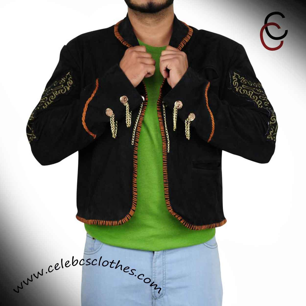 El Mariachi Scorpion Jacket For Sale Celebs Clothes