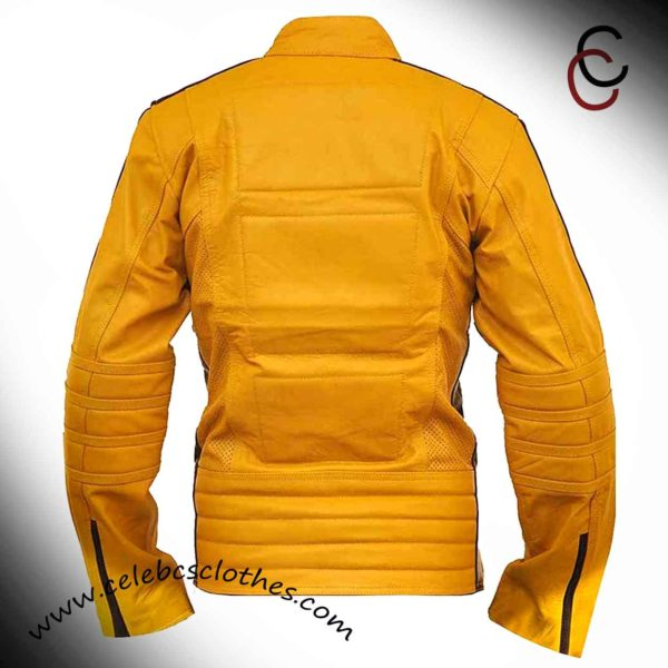 kill bill motorcycle jacket