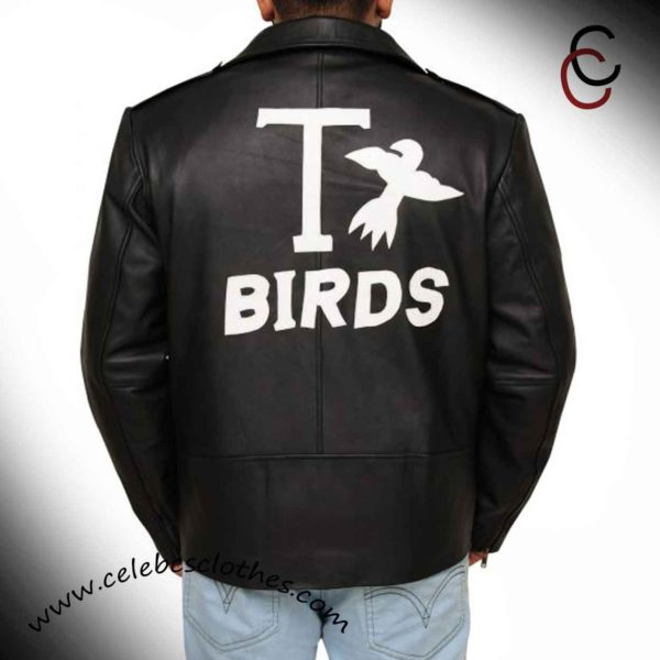 t bird jacket grease