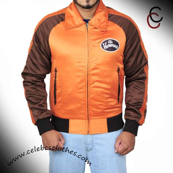 the wanderers movie jacket