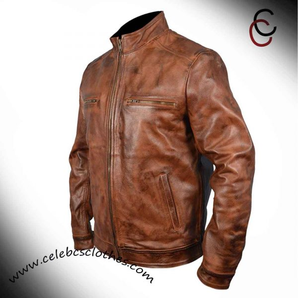 Agents of Shield Brown Jacket