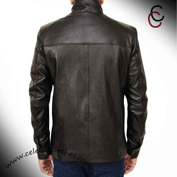 Anthony Lemke TV Series jacket
