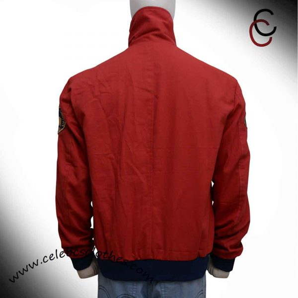 Mitch Buchannon Red Jacket