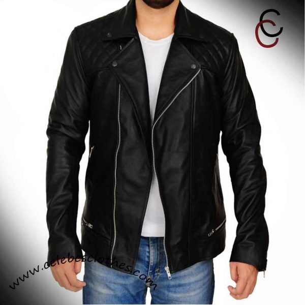 Tony Padilla Leather Jacket