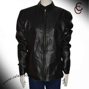 avengers black widow jacket
