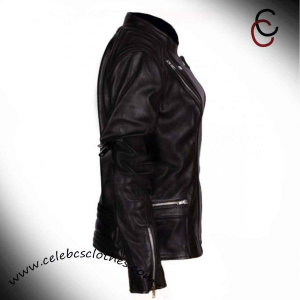 black Abbey Clancy jacket