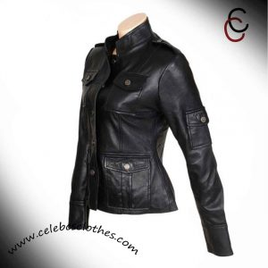 hathaway leather jacket