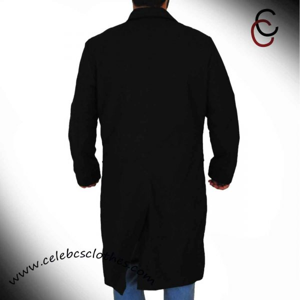 tom hardy wool coat