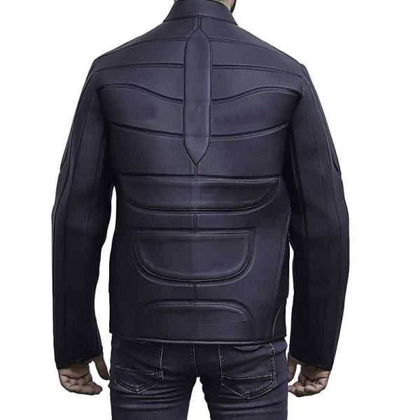 Hobbs and Shaw Idris Elba Jacket
