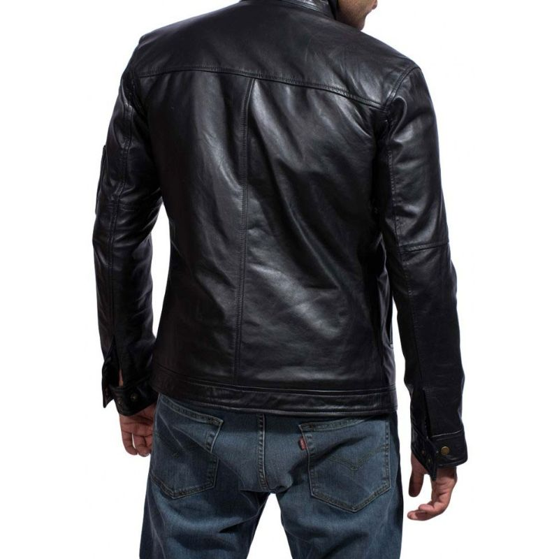 Californication Hank Moody Leather Jacket