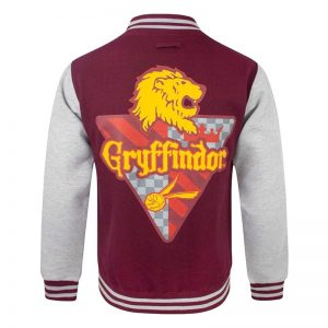 Harry Potter Gryffindor Letterman Jacket
