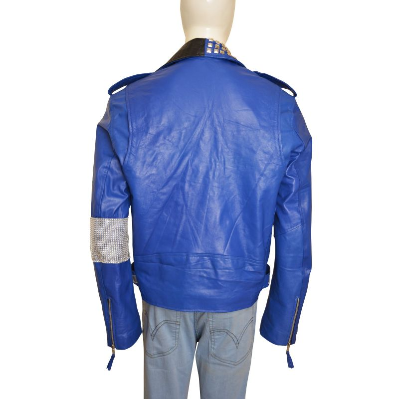 WWE RAW Brian Kendrick Leather Jacket