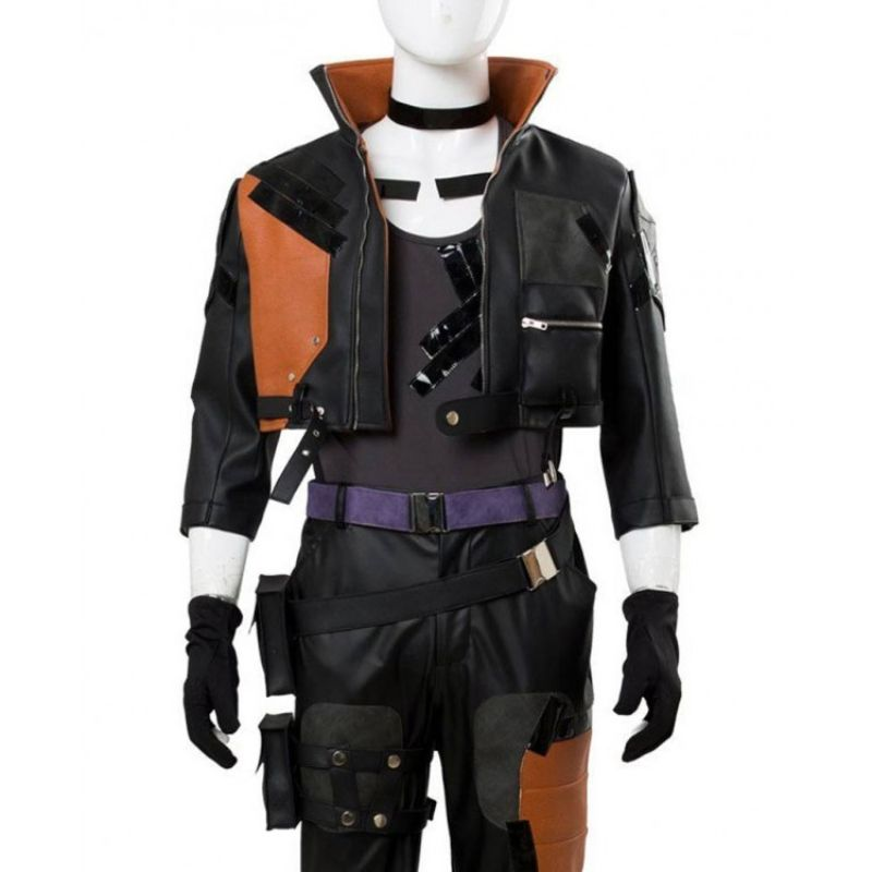 Hugo Pennywort God Eater 3 Jacket