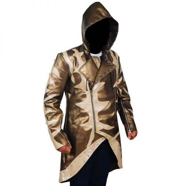 American Wrestler Dustin Patrick Runnels Jr Coat