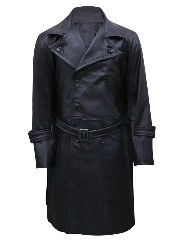 Hellboy Karl Ruprecht Kroenen Black Coat