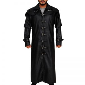 Hugh Jackman Van Helsing Leather Coat
