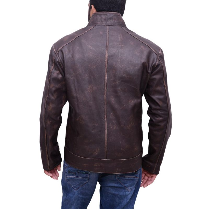 Matt Damon Jason Bourne Jacket