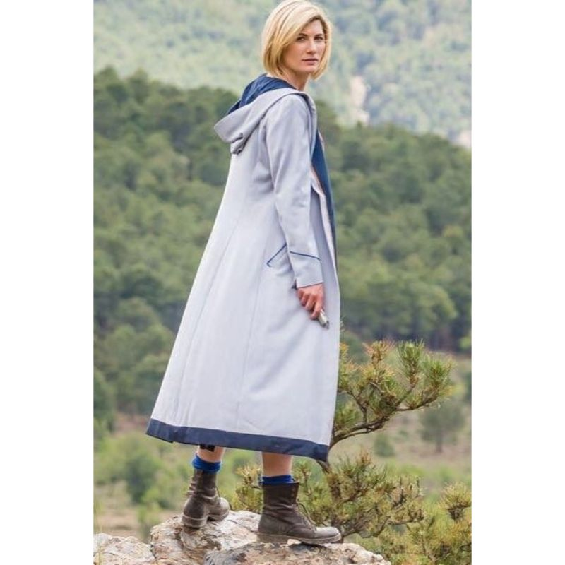 13th Doctor Jodie Whittaker Coat
