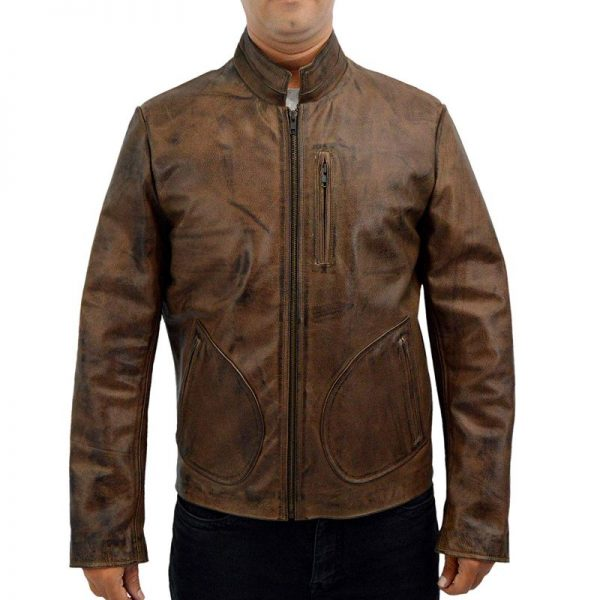 Dwayne Johnson Rampage Jacket
