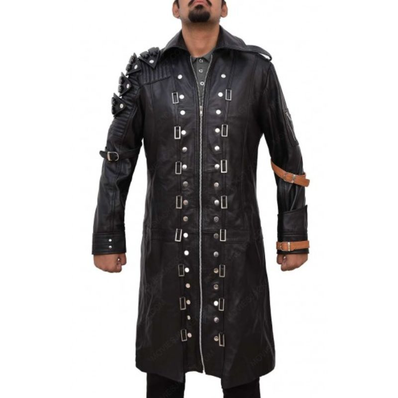 Battlegrounds Unknown?s Playerunknowns Black Trench Coat